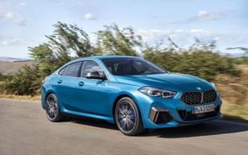Η νέα BMW Σειρά 2 Gran Coupe έρχεται με καινοτόμες τεχνολογίες και δυναμικές επιδόσεις
