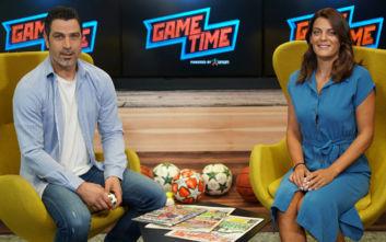 OΆκης Ζήκος μιλάει για το Ολυμπιακός-ΑΕΚ στο Game Time του ΟΠΑΠ
