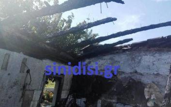 Κάηκε 80χρονη από φωτιά που ξέσπασε σε σκεύος της κουζίνας