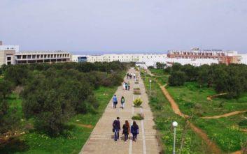 Διήμερη κατάληψη στο Πολυτεχνείο Κρήτης και το Μεσογειακό Πανεπιστήμιο