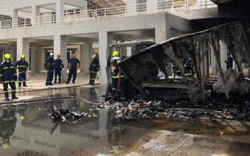 ΟΑΚΑ: ΕΔΕ για τη φωτιά με εντολή Λευτέρη Αυγενάκη