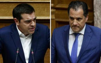 Αλέξης Τσίπρας σε Άδωνι Γεωργιάδη: «Είστε η ντροπή του πολιτικού συστήματος»
