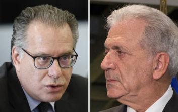 Αβραμόπουλος και Κουμουτσάκος θα ενημερώσουν τη Βουλή για το μεταναστευτικό