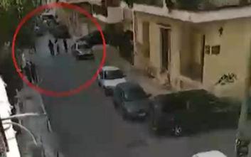 Βίντεο-ντοκουμέντο από την άγρια συμπλοκή με πυροβολισμούς στα Σεπόλια
