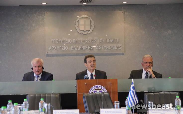 Χρυσοχοΐδης: Η Ελλάδα έχει μια μοναδικότητα σε σχέση με άλλες χώρες