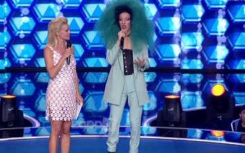 The Final Four: Μία drag queen εντυπωσίασε την Ελένη Φουρέιρα