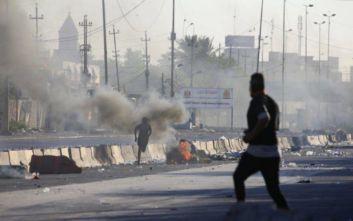 Ιράκ: 73 νεκροί κατά τη διάρκεια αντικυβερνητικών διαδηλώσεων