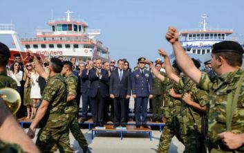 Παναγιωτόπουλος: Ισχυρές Ένοπλες Δυνάμεις προϋπόθεση για να μπορεί η χώρα να πορευτεί εν ειρήνη