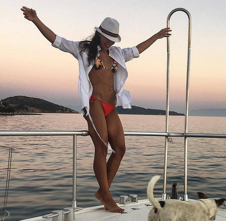 Η Ειρήνη Παπαδοπούλου είναι σταθερή και σέξι αξία – Newsbeast