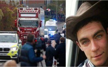 Φορτηγό της φρίκης στο Έσεξ: Ομολόγησε την ενοχή του ο οδηγός