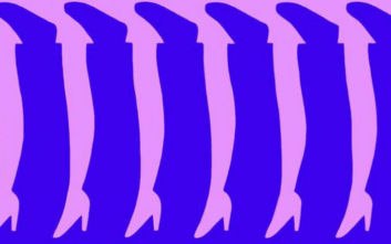 Η οφθαλμαπάτη με τα πόδια που μπερδεύει