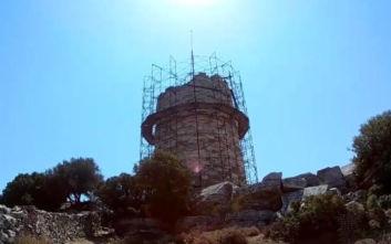 Ερώτηση του βουλευτή του ΚΙΝΑΛ Δημήτρη Κωνσταντόπουλου για τον Πύργο Χειμάρρου της Νάξου