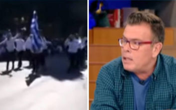 Παπανώτας για την παρέλαση α λα Monty Python: Δεν ξέρουν την αριστερή διανόηση