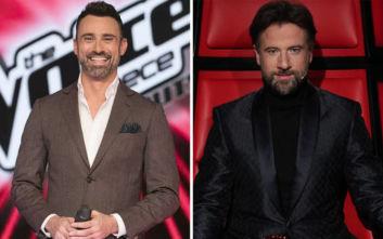 Οι δυο λόγοι που ο Γιώργος Καπουτζίδης αποχώρησε από το «Voice»