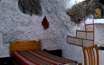Airbnb: Στην Κρήτη νοικιάζουν σπηλιές όπου ζούσαν λεπροί