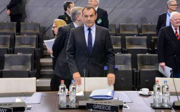 Ολοκληρώθηκε η διήμερη φθινοπωρινή Σύνοδος των Υπουργών Άμυνας του ΝΑΤΟ στις Βρυξέλλες