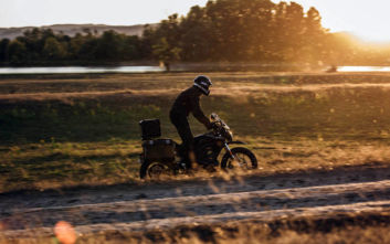 Ηλεκτρική και δυνατή, μια μοτοσικλέτα που αλλάζει επιδόσεις με… εφαρμογή