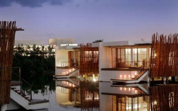 To ξενοδοχείο του Μεξικού που θες 4.000 ευρώ τη βραδιά για να μείνεις