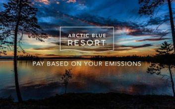 Το οικολογικό ξενοδοχείο στη Φινλανδία και η παγκόσμια πρωτιά