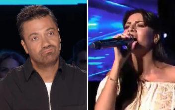 X-Factor: Το αιχμηρό σχόλιο του Θεοφάνους έκανε τη παίκτρια να «παγώσει»