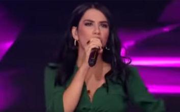 The Final Four: Η κόρη πρώην υφυπουργού πήρε μέρος στο διαγωνισμό
