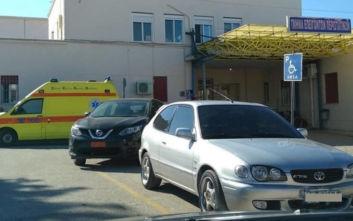 Μια θέση πάρκινγκ για ΑΜΕΑ άναψε «φωτιές» στο Νοσοκομείο Αμαλιάδας