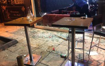 «Μάχη» Κούρδων και Πακιστανών με ξύλα και σιδηρολοστούς σε μπαρ της Θεσσαλονίκης