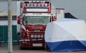Φορτηγό της φρίκης με 39 νεκρούς: Δικαστήριο ενέκρινε την έκδοση 23χρονου