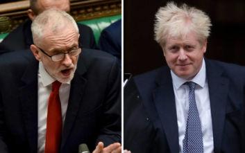 Επίθεση Κόρμπιν κατά Τζόνσον με φόντο το Brexit