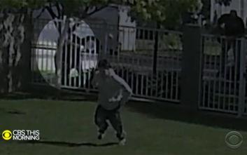 Βίντεο δείχνει αστυνομικό να πυροβολεί 16χρονο στο κεφάλι ενώ τρέπεται σε φυγή