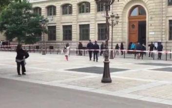 Επίθεση με μαχαίρι στο Παρίσι: Οι πρώτες εικόνες