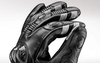 Τα έξυπνα γάντια μηχανής που απλοποιούν την καθημερινή μετακίνηση