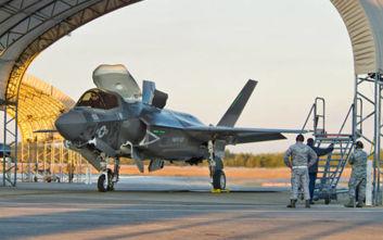 Η Γερουσία των ΗΠΑ πετάει την Τουρκία έξω από το πρόγραμμα των F-35