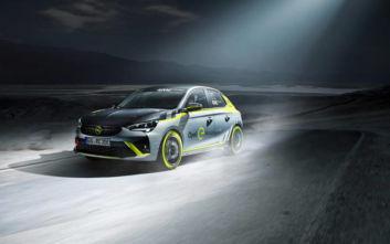 Πρεμιέρα του Opel Corsa-e Rally στον τελικό του Γερμανικού Πρωταθλήματος Ράλι