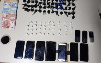 Εξαρθρώθηκε μεγάλη σπείρα ναρκωτικών: Οι καβάτζες και τα τηλέφωνα «αχυράνθρωπων»