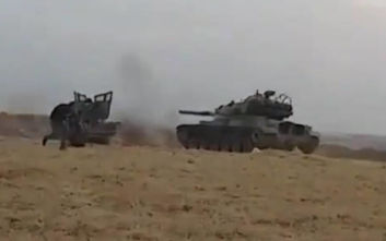 Η Τουρκία ξεκίνησε την επίθεση στο κουρδικό προπύργιο Μανμπίτζ στη Συρία