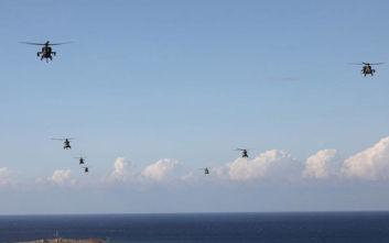 Καταδρομική άσκηση των Τούρκων στα κατεχόμενα της Κύπρου