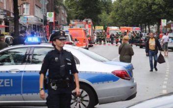 Επίθεση με μαχαίρι στο Αμβούργο - Τρεις τραυματίες