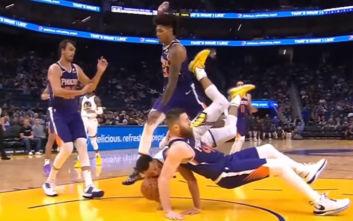 NBA: Σοκ με Κάρι, έσπασε το χέρι του