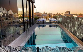 Αν βρεθείτε στη Μαδρίτη και έχετε άφθονο χρήμα, να πού πρέπει να μείνετε