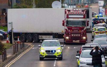 Εσεξ: Κατηγορίες για ανθρωποκτονία και σωματεμπορία κατά του οδηγού του φορτηγού