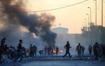 Ιράκ: Τουλάχιστον 60 νεκροί και 1.600 οι τραυματίες στις διαδηλώσεις