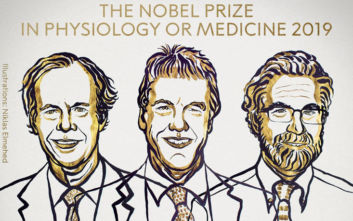 Οι τρεις επιστήμονες που κέρδισαν το Νόμπελ Ιατρικής για το 2019