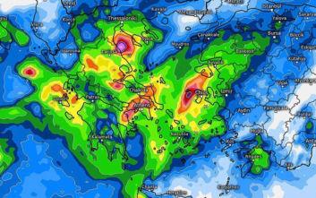 Η προειδοποίηση Καλλιάνου για τον καιρό: Έρχονται τα πρώτα χιόνια
