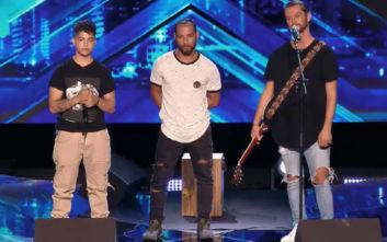 Χ-Factor: Εκνευρίστηκε ο Θεοφάνους με τον 16χρονο που τον είχε συγκινήσει στις audition