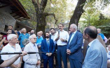 Κυριάκος Μητσοτάκης: Η εποχή της κωλοτούμπας πέρασε, δική μας ευθύνη να κάνουμε τη ζωή των Ελλήνων καλύτερη