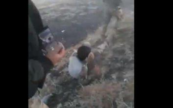 Συρία: Βίντεο – ντοκουμέντο από εκτελέσεις Κούρδων αμάχων