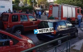 Τραγικός θάνατος για οδηγό φορτηγού στην Ηλιούπολη που βρέθηκε κάτω από τις ρόδες