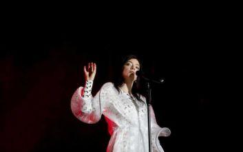 Εκστρατεία στο Twitter για να μείνει η ποπ σταρ Lorde εκτός φυλακής