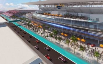 Η Formula 1 πάει... Μαϊάμι το 2021